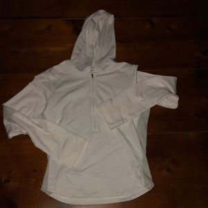 Abercrombie & Fitch thin hooded sweatshirt